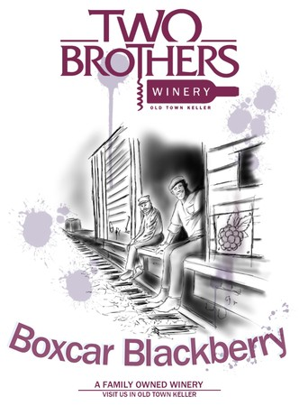 Boxcar Blackberry