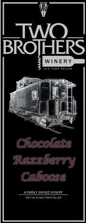 Chocolate Razzberry Caboose